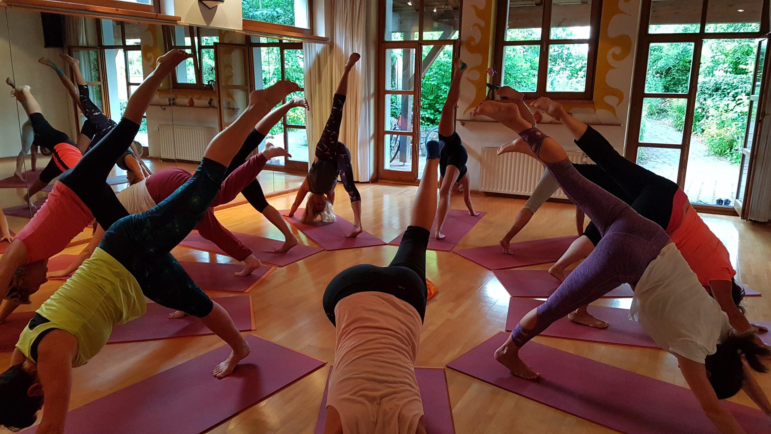 Yogakreis 3